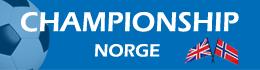 Championship Norge logo